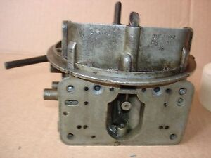 1970 70 Ford Torino Fairlane Cyclone 429scj Holley 4628 Carburetor D0of 9510r