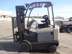 Electric Forklift 2004 Crown Fc4010 50 5000