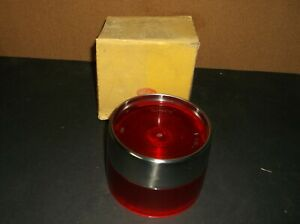 Nos 1958 Plymouth Tail Light Lens Mopar