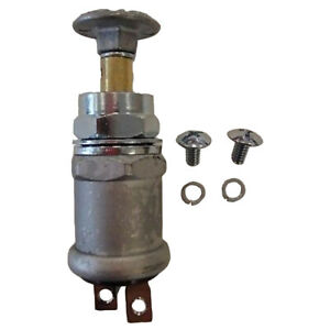 62801dc For Ih Farmall Metal Push Pull Ignition Switch 100 A B C H M Mta Cub 130