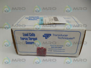 Transducer Techniques Trs 1k Torque Sensor new In Box