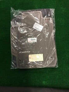 2007 2011 Toyota Camry Brown Floor Mats 4 Pc Brand New Oem Pt206 32100 45