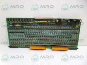 Van Dorn Pc330 038 Output Board used