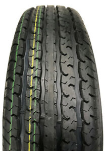 4 New Trailer King St Radial St205 75r15 Load D 8 Ply Trailer Tires