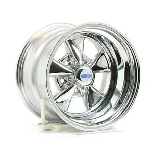 Cragar 61c Series S S Super Sport Chrome Wheel 15 X10 5x4 75 Bc