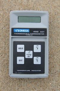Omega Engineering 450 Aet Thermocouple Thermometer