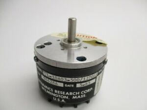 DYNAMICS RESEARCH 77L-10A03-5001270LL NSNP $175.00