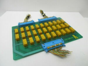 Hitachi Seiki Pt ds 01 Solid State Relay Board Used