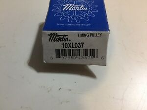 Martin Timing Pulley 10xl037
