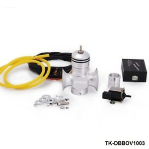 Universal Electrical Turbo Diesel Dump Blow Off Valve Kit For All Turbo Diesel