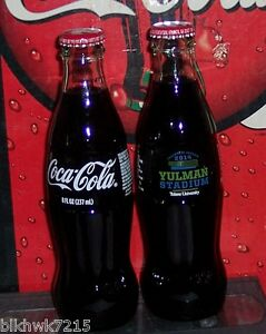 2014 YULMAN STADIUM TULANE UNIVERSITY INAUGURAL SEASON 8 OZ COCA - COLA  BOTTLE