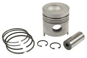 Piston With Rings 030 Ford 7600 7610 7700 7710 Tractor