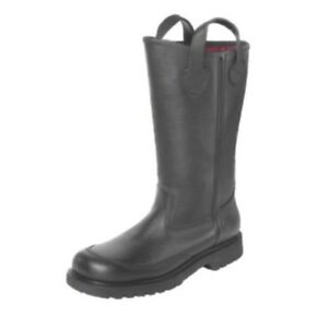 Pro Leather Fire Boots Model 3009 Nfpa 1971 2013 Edition Size 6 E