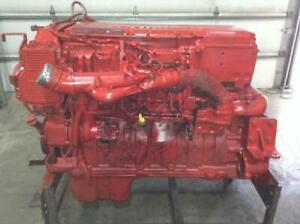 2006 Cummins Isx Cpl 2733 Diesel Engine 1 Year Limited Warranty