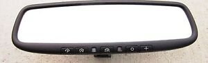 2016 2017 2018 2019 Toyota Tacoma Gentex Gntx Homelink Compass Rear View Mirror