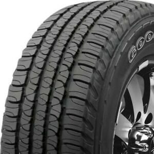 4 New P245 70r17 Goodyear Fortera Hl 245 70 17 Tires