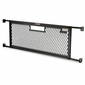 Weather Guard 1285 Tool Box Accessory Fits Full Size Truck Bed Ladder Rack