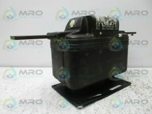 General Electric 497x33 Current Transformer Ratio 400 5 Used