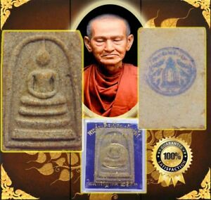 Thai Amulet Rare And Old Pra Somdej Wat Rakung Yonyok Be 2553 4