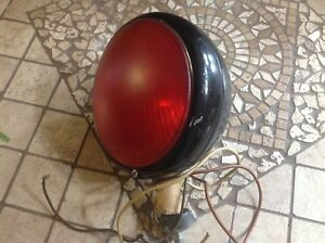 Early Emergency Lamp Red Beam Arrow 775 H Rescue Fire Truck Light