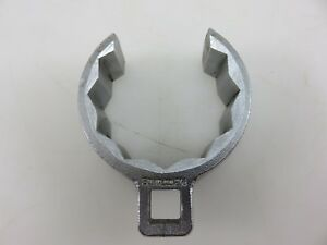 Snap On Large Flare Nut Crowsfoot Crowfoot Wrench 2 1 4 12pt 1 2 Dr
