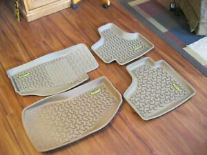 2008 2009 2010 2011 2012 Jeep Liberty Weather Heavy Duty Floor Mats