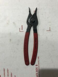 Blue Point Tools Snap Ring Retaining Pliers Pr 34a