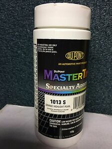 1013 S 200 Net Grams Of Dupont Master Tint Orange Pearl Speciality Aditiv
