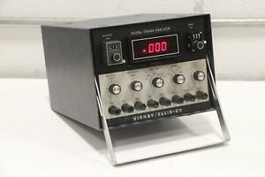Vishay Ellis 20 Digital Strain Indicator