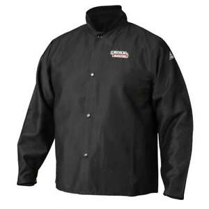 Lincoln Electric Large K2985 Traditional Fr Cloth Jacket