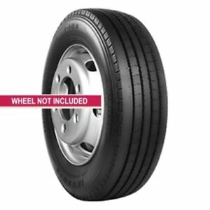 New Tire 295 75 22 5 Ironman 109 Ap Steer Rib 16 Ply Semi Truck 295 75r22 5 Atd