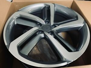20 Gunmetal Hfp Style Rims Wheels Fits Honda Ex Exl Crv Accord Sport 5x114 3