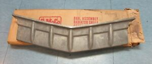 1951 Nos Ford Center Upper Grille Air Deflector Panel