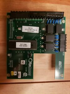 Keri Systems Sb 593 Access Control Satellite Board