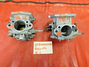 Triumph Tr4a Stromberg Zenith Cd175 Carburetor Body