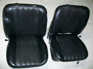 1965 1966 1967 1968 911 Bucket Seats Recaro 912 911t 911e 911s Rs Rsr