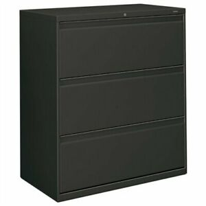 Hon 800 Series Lateral File 36 X 19 3 X 40 9 Steel 3 X File Drawer s