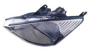 For 2000 2001 2002 Ford Focus Headlight Headlamp Passenger Side Replacement