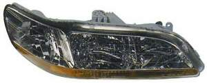 For 1998 1999 2000 Honda Accord Headlight Headlamp Passenger Side Replacement
