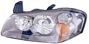 For 2002 2003 Nissan Maxima Headlight Headlamp Driver Side Replacement