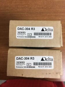 Delta Controls Dac 304 R3 Bacnet Controllers New In Box Qty 1