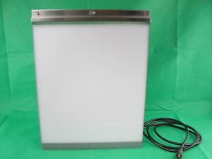Vintage X ray Illuminator light Table s s X ray Products Broooklyn Ny Model 160