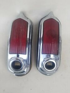 1949 Oldsmobile Taillights Thank You