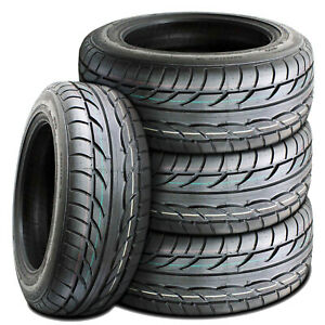 4 New Achilles Atr Sport 205 50r16 87v Performance Tires