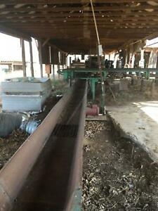 Edmistion Complete Circle Mill sawmill pallet
