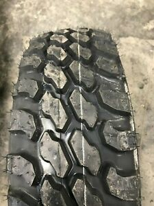 New Tire 30 9 50 15 Dunlop Mud Rover Lt 6 Ply Mt Old Stock A4