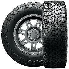 4 new Lt285 70r17 Bf Goodrich bfg All Terrain T a Ko2 116q C 6 Ply Tires