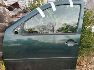 Mkiv Vw Jetta Driver S Front Door Fits 99 5 2005 Bright Green Pearl