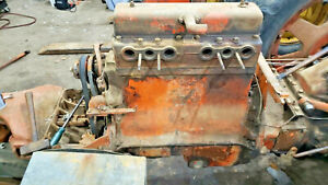 Case Dc Tractor Engine Ji Case D Dc3 Motor