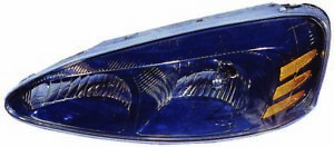 For 2004 2005 2006 2007 2008 Pontiac Grand Prix Headlight Headlamp Driver Side